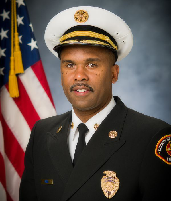 LACAAEA Member Chief Darry Osby