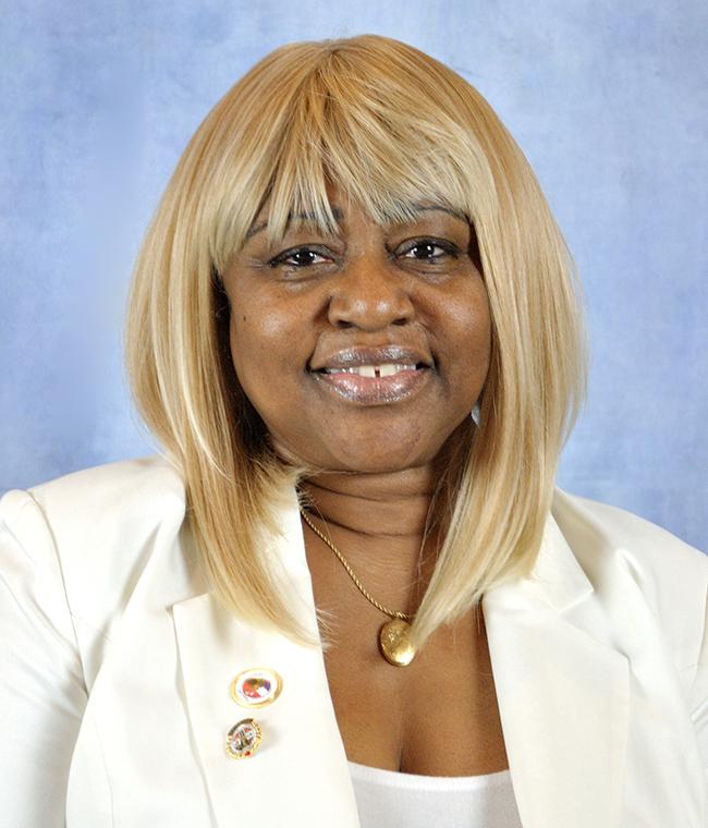 LACAAEA Member Pauline Oghenekowo